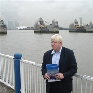 Johnson pledges £3m for London Greenways