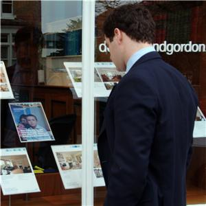 House price increase lowest ever recorded in March