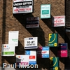 House prices 'higher than a year ago'