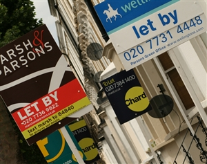 'Elasticity' provided by property to rent in Wandsworth