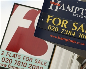 Land Registry: Property prices rise in London