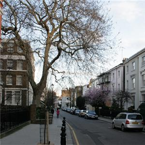 Residents of property in Kensington 'happy'