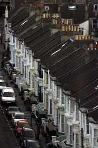 Flats in London may be boosted by lack of mortgage availability