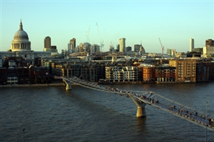 'Unprecedented demand' for London property