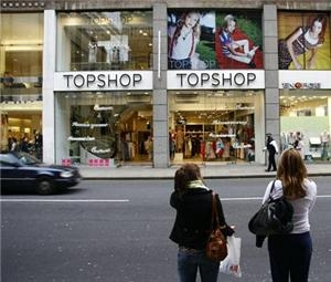 Topshop unveils new flagship store in Knightsbridge