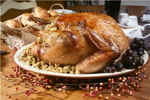 Tenants 'looking for British Christmas dinner'