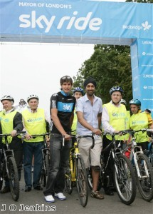 Brent residents invited to join Sky Ride