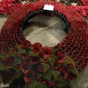 Bromley adorned with poppies for second straight year