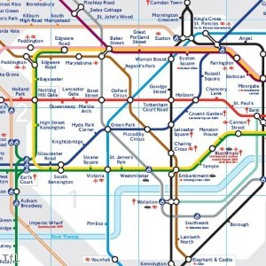 Church Farmhouse Museum to explore London Tube map