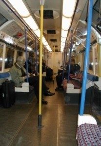 Crime falls on London public transport