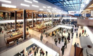 Europe's biggest shopping mall opens its doors in Newham