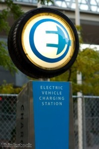Greenwich residents to benefit from EV charging points