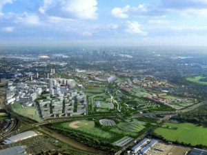 Olympic Games 'to leave London green legacy'