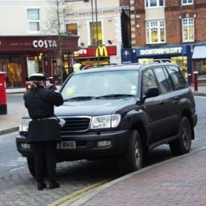 Parking fines increase in Camden