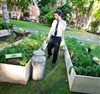People in flats to rent in London could benefit from an allotment