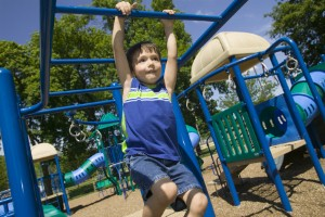 Play facilities in Tottenham Park given facelift
