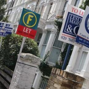 'Surge in applications' for flats to rent in London