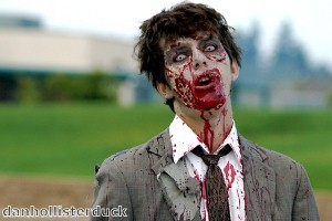 Sutton residents to star in zombie film