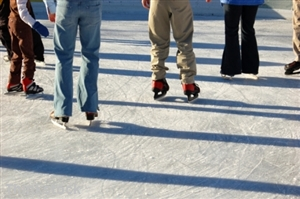 Tenants in flats to rent in Hillingdon could visit ice rink