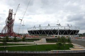 Olympics 'will leave lasting legacy in east London'