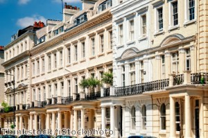 House price growth slides for prime London properties