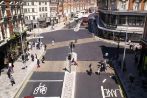Clapham Junction street improvements unveiled
