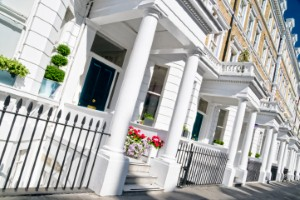 London sees rise in property millionaires