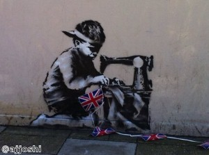 Haringey Banksy plea successful