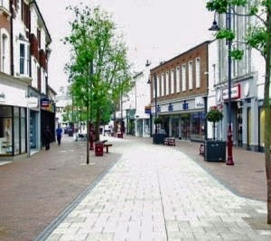 Bexleyheath to be revitalised by construction project