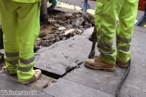 Wandsworth have started on massive road repairs for safer motoring