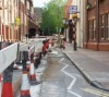 Road repairs reduce noise pollution for borough residents