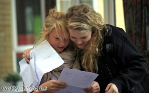 Greenwich celebrate top A-level and BTEC results
