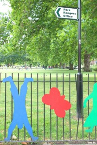 Islington community gardens reopens