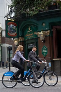 Cycle hire docking stations hit Hammersmith and Fulham