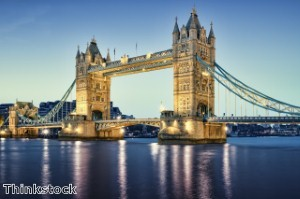 Tower Bridge: Connecting thriving boroughs across London