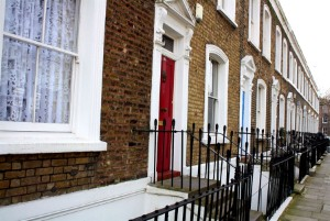 High demand for houses in Islington