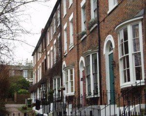 Demand for rental properties in London has grown