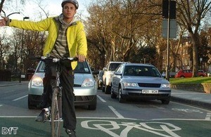 Ealing Council helping to boost cycle safety
