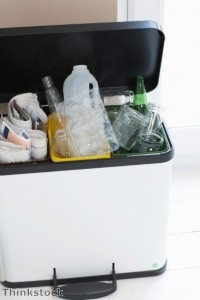 Lambeth drastically reduces waste