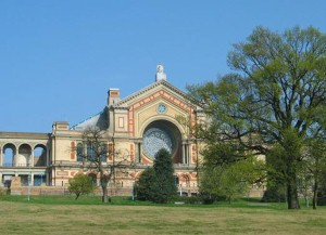 Haringey approves Alexandra Palace restorations