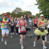 London mini marathon records popular Hounslow turnout